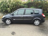 Renault Grand-Scenic Dynamique VVT 1.6 7 Seater 12month MOT, REDUCED PRICE