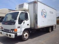 2005 GMC Unlisted Item W5500 | REEFER | DIESEL | *AUTOMATIC*