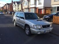 1999 Subaru Forester S Turbo AWD