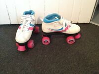 Rollerskates. Size 12 and size 5. £7 per pair.