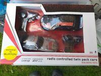 Radio Controlled Cars - Porsche 911 and Lancer Evolution