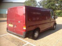 Ford, TRANSIT, Panel Van, 2006, Manual, 1998 (cc) SWB