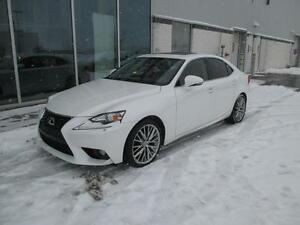 2014 Lexus IS 250 AWD AUTO CUIR TOIT