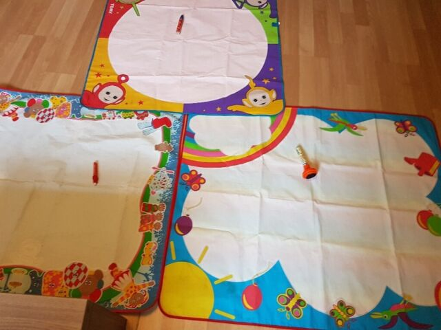 In Or Outdoor Water Play Mat 4each