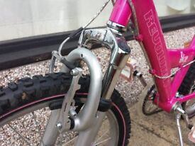 Girl's Bicycle - 20 inch.