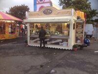 Catering trailer - burger van - catering van