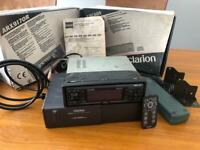 Clarion ARX 9170R & CDC605 6 Disc Changer - Max Power / Old School Car Stereo