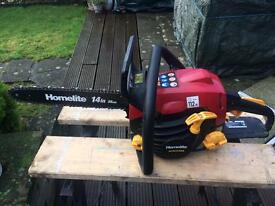 Homelite HCS3335A Chainsaw