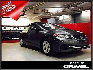 2013 Honda Civic LX (Climatiseur, Automatique)