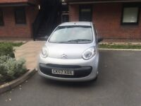Very good little car, Citroen C1 COOL!