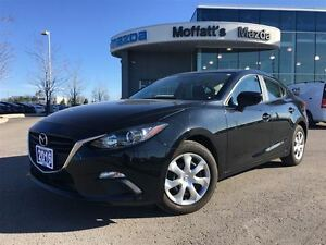 2016 Mazda MAZDA3 GX 7 SCREEN, BACKUP CAMERA, BLUETOOTH, CRUISE