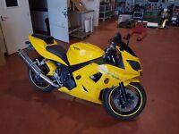 Triumph Daytona 600 Motorcycle