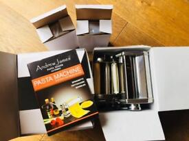 Andrew James Pasta Machine Boxed