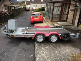 Brain James Car Trailer , 1600kg