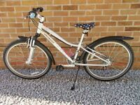 Girls Specialized Hotrock 24, 21 Speed Size 24 Wheel Junior Mountain Bike