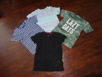 T-Shirts H & M Gr. 146-152, 2 St. 134-140,158-164 Bayern - Leidersbach Vorschau