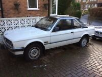 BMW 318i BAUR RESTORATION PROJECT GOOD LOW MILEAGE ENGINE BECOMING HIGHLY SOUGHT AFTER!