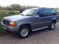 JEEP GRAND CHEROKEE 4.0 OLD BUT GREAT RETRO 4X4 DRIVES VERY WELL