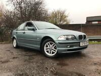 BMW 318 SE Long Mot Low Mileage Drives Great Full Service History Cheap Car!!!!