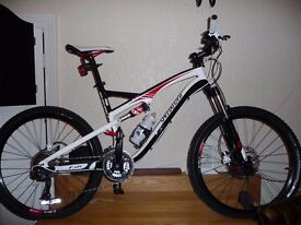 Specialized bike CamberComp FSR 27 speed, full suspension, Disk breaks, As new! (Never been outside)