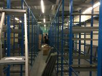Store Room Racking - approx 100 meters