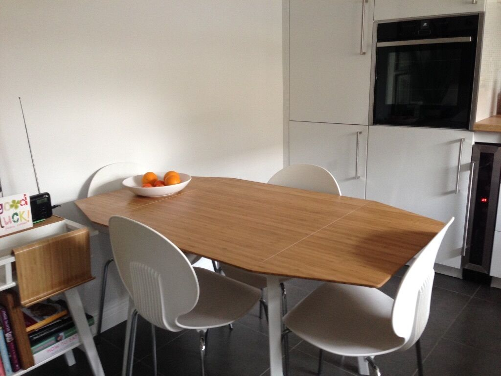 Ikea ps 2012 drop leaf table in st ives cambridgeshire for Table ikea 4 99