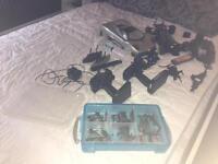 Bundle of RC Car things
