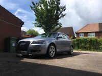 For sale is my Audi A3