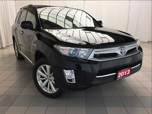 2013 Toyota Highlander Hybrid Limited AWD *Navi and Leather*