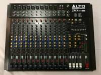 Alto ZMX 164 FX USB - 16 Channel Mixing Desk - SOLD - Awaiting collection/payt