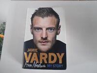 Jamie Vardy Autobiography