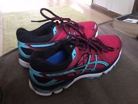 Asics Women's Running Trainers - Size 5.5 - RRP £90 Worn ONCE