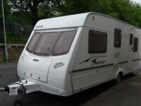 Lunar Freelander Five Berth Touring Caravan