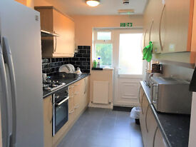 Conveniently located en-suite room, just off The Broadway. All bills included
