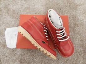 Kickers new Ladies shoes