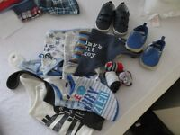 Baby boys clothes 6-9, 12-18 18-24months