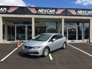 2013 Honda Civic LX 5 SPEED A/C CRUISE CONTROL ONLY 88K
