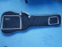 Levy's padded bass guitar gig bag. Never been used.