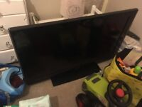 "Samsung 40"" LCD 1080p TV"