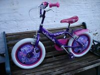 "16"" Annabelle Girls Bicycle"