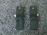 Silvercross wayfarer car seat adaptors