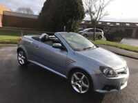 2004 Vauxhall tigra 1.4 convertible 12 months mot/3 months parts and labour warranty