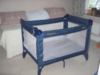 Travel Cot by Mothercare