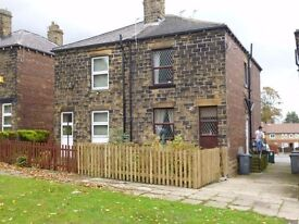 1 BED HOUSE TO LET HEALEY, BATLEY £365 pcm