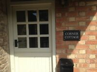 3 bed Cottage to rent Newbold on Stour