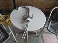kitchen mono mixer taps