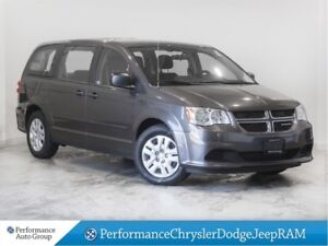 2015 Dodge Grand Caravan CVP * Balance of Extended Warranty