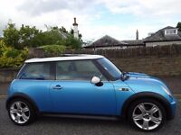 MASSIVE One-Off INDIVIDUAL Spec (05) MINI COOPER S Chilli ONLY 60K MILES FSH + £5550 Optional Extras