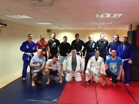 Brazilian jiu jitsu classes in Royton, Oldham