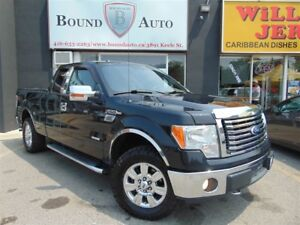 2011 Ford F-150 XLT/XTR EDITION-4X4, TOW/HAUL, LOADED, ACCIDENT